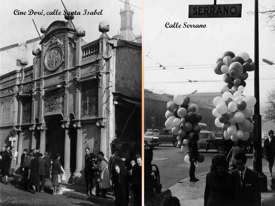Cine Doré, calle Santa Isabel