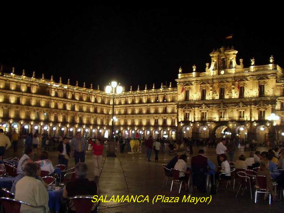 SALAMANCA (Plaza Mayor)