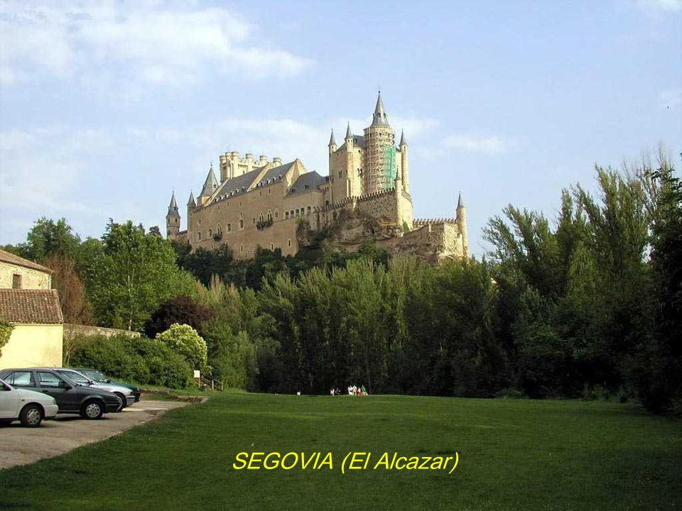 SEGOVIA (El Alcazar)