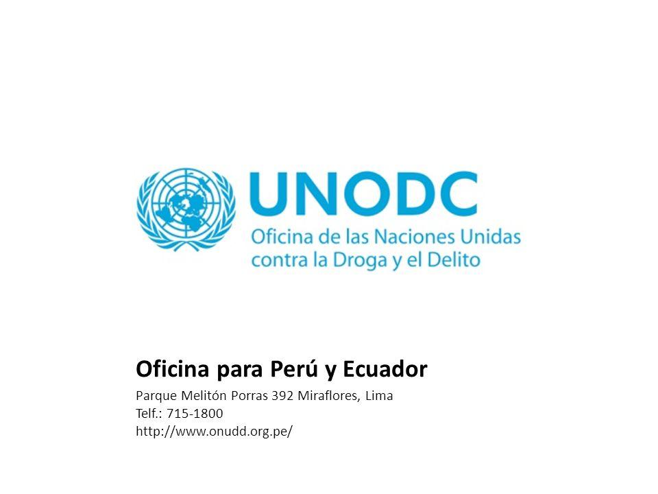 Oficina para Perú y Ecuador