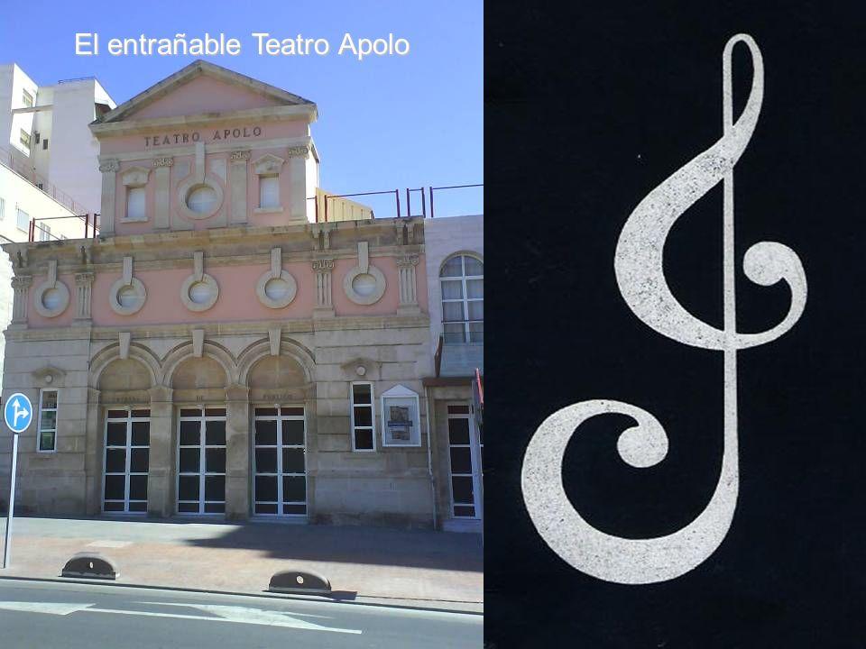 El entrañable Teatro Apolo