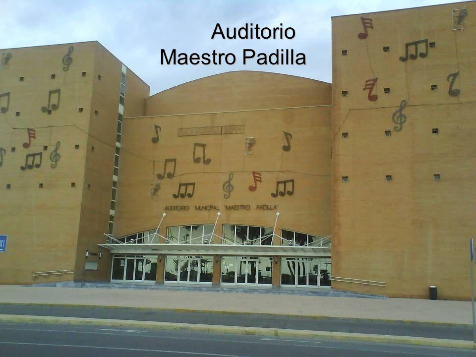 Auditorio Maestro Padilla