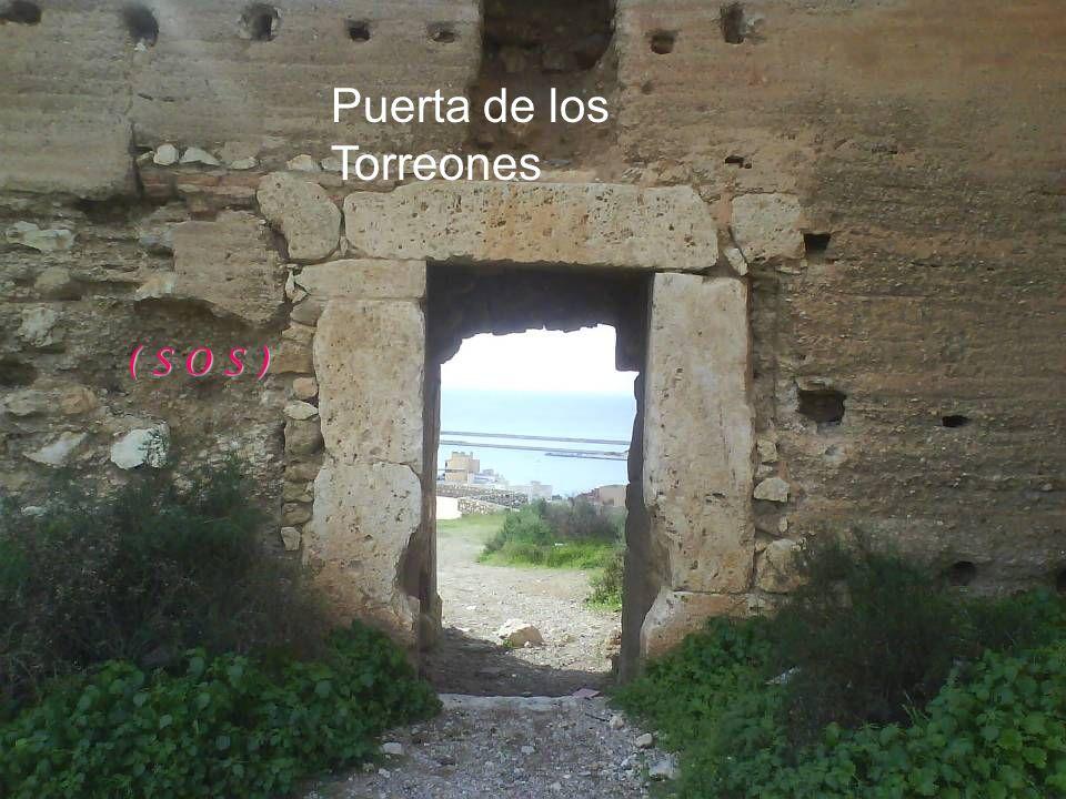 Puerta de los Torreones