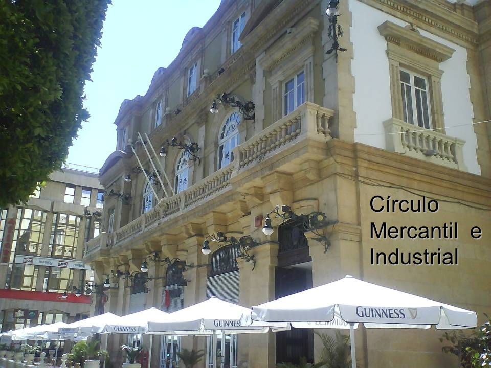 Círculo Mercantil e Industrial