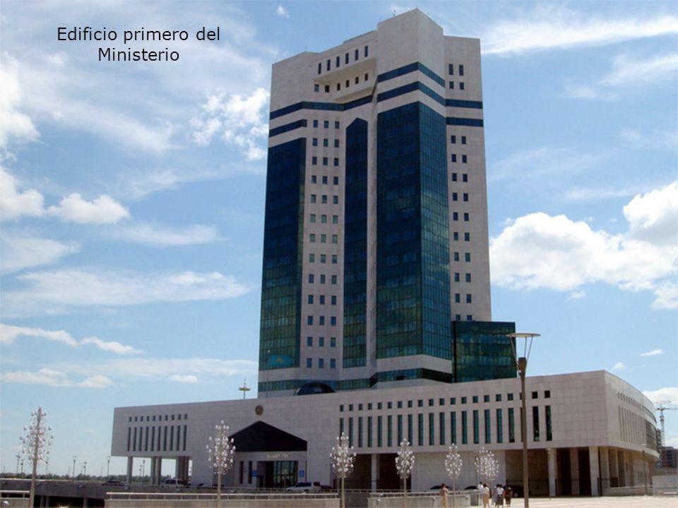Edificio primero del Ministerio