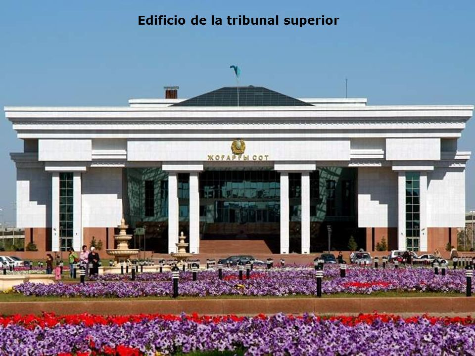 Edificio de la tribunal superior