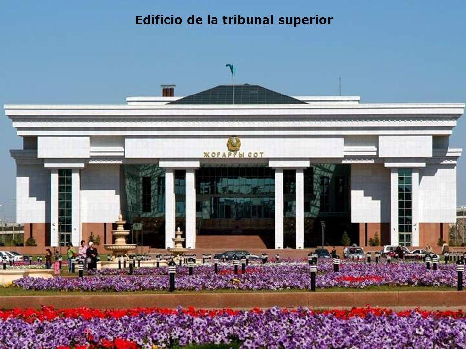 Edificio de la tribunal superior