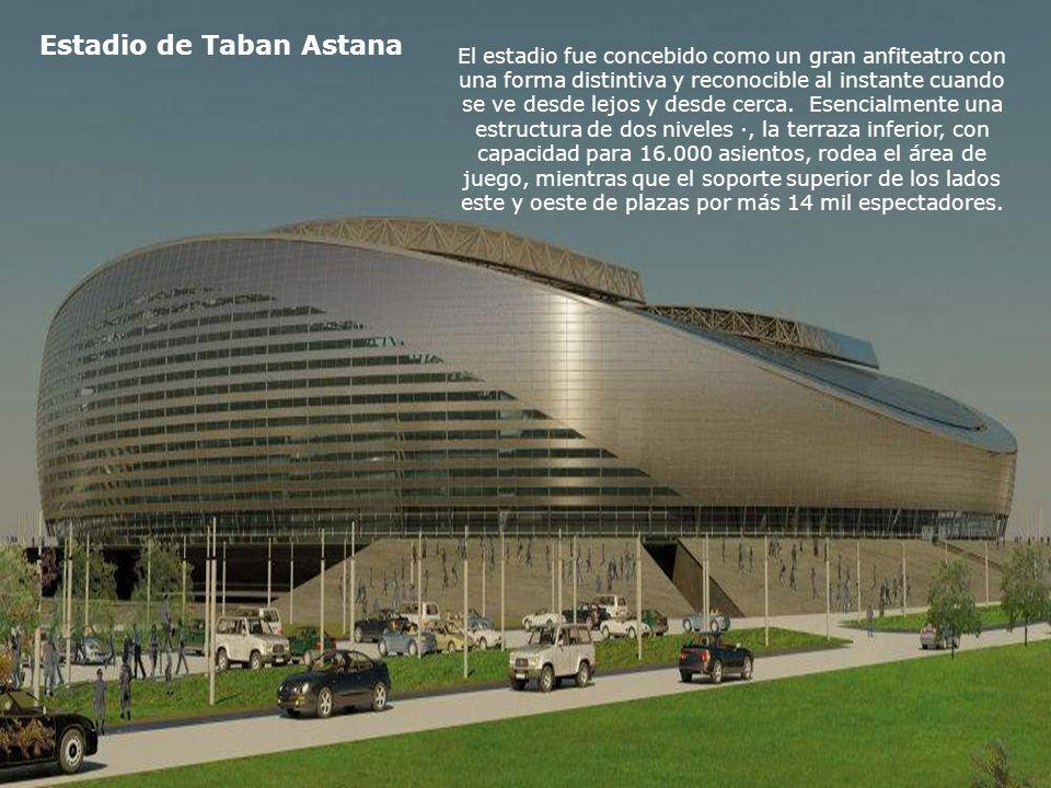 Estadio de Taban Astana