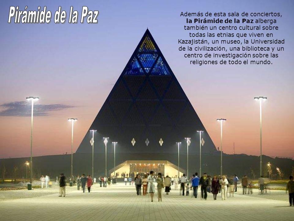 Pirámide de la Paz