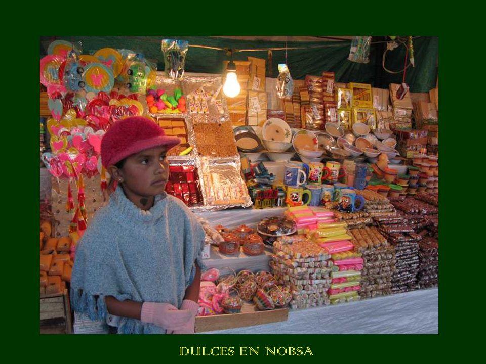 DULCES EN NOBSA
