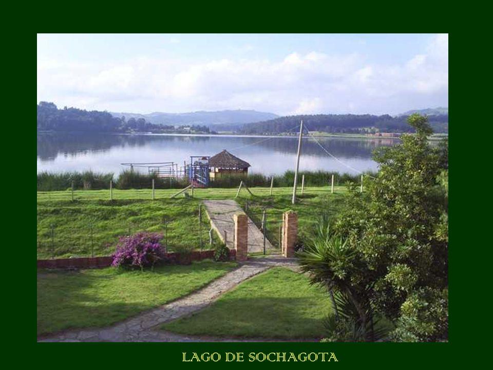 LAGO DE SOCHAGOTA