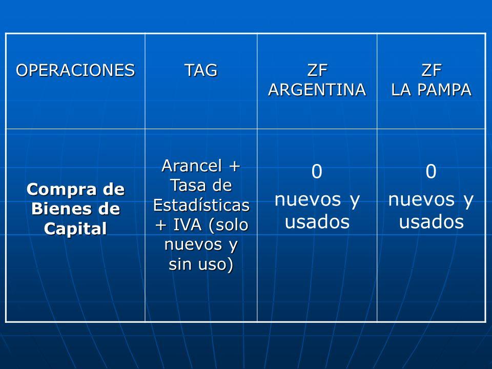 nuevos y usados OPERACIONES TAG ZF ARGENTINA ZF LA PAMPA