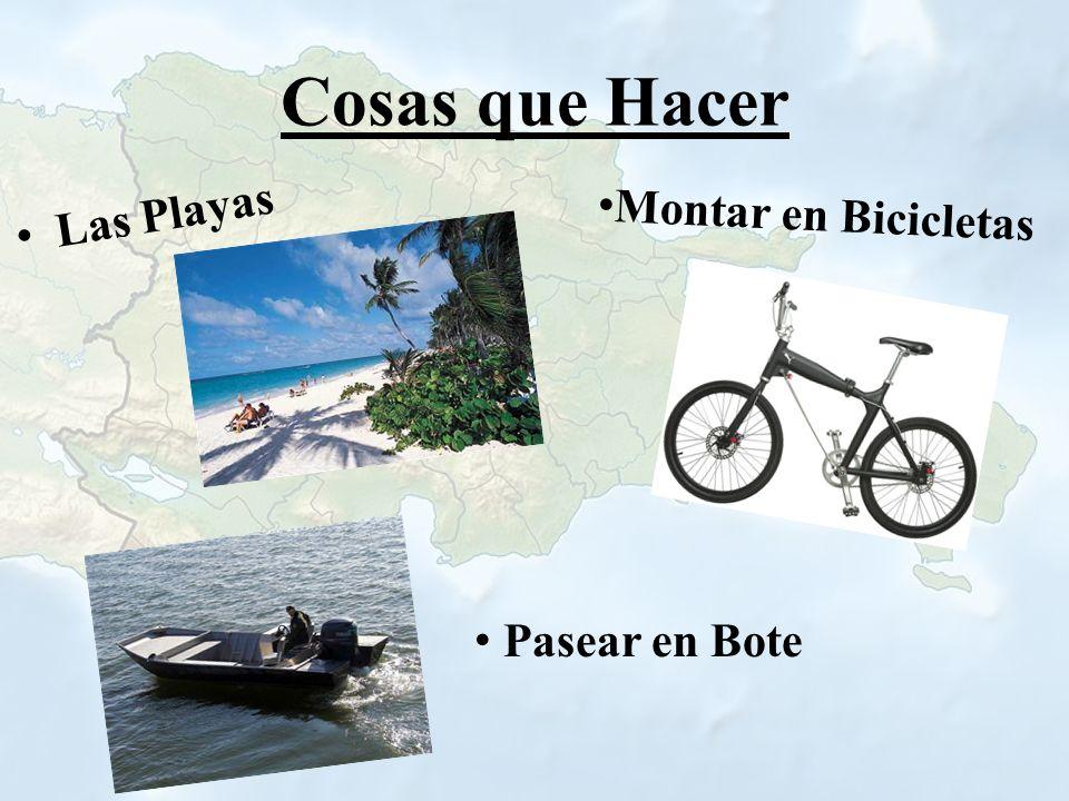 Cosas que Hacer Las Playas Montar en Bicicletas Pasear en Bote