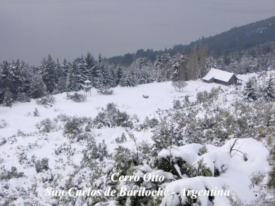 Cerro Otto San Carlos de Bariloche - Argentina