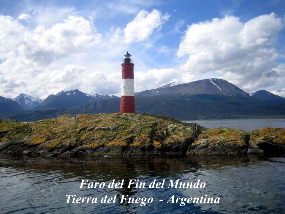 Faro del Fin del Mundo Tierra del Fuego - Argentina