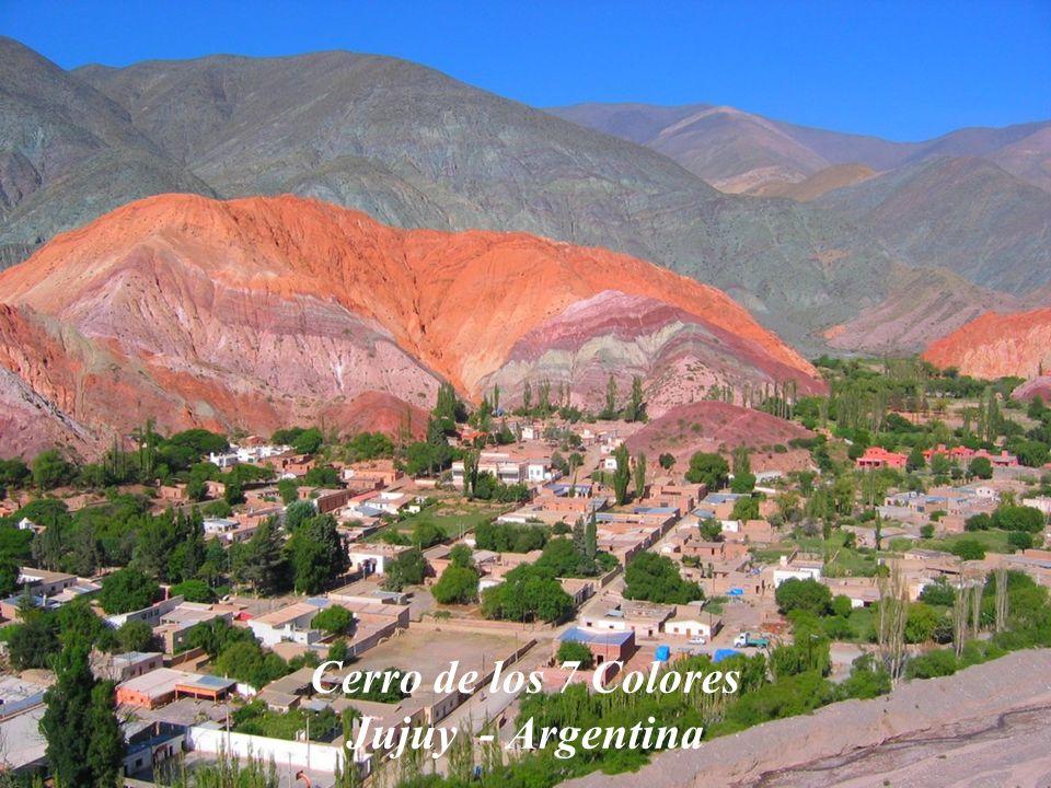 Cerro de los 7 Colores Jujuy - Argentina