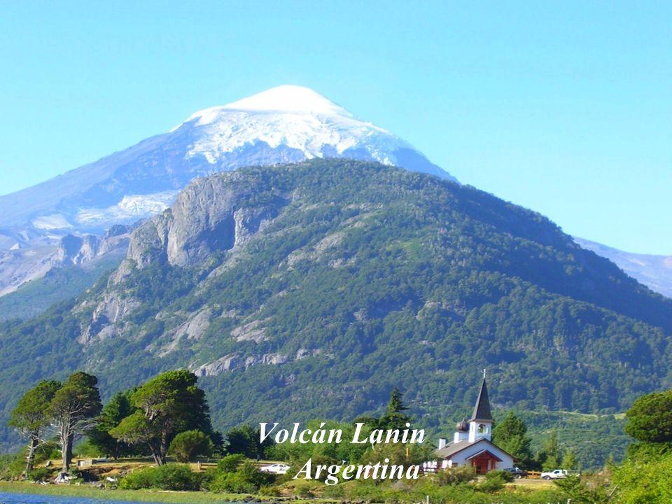 Volcán Lanin - Argentina