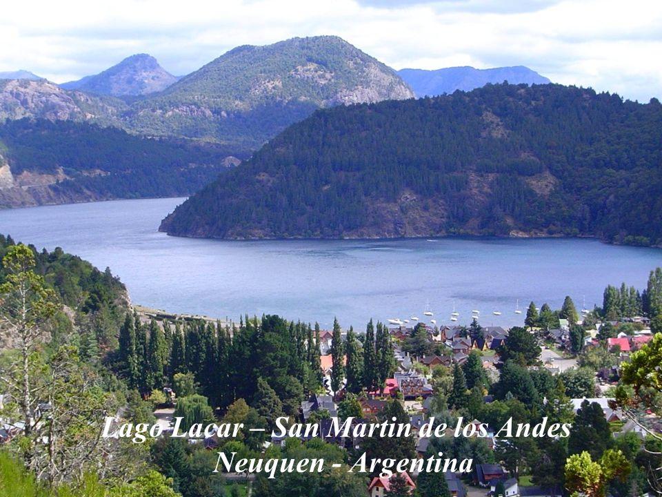 Lago Lacar – San Martin de los Andes Neuquen - Argentina