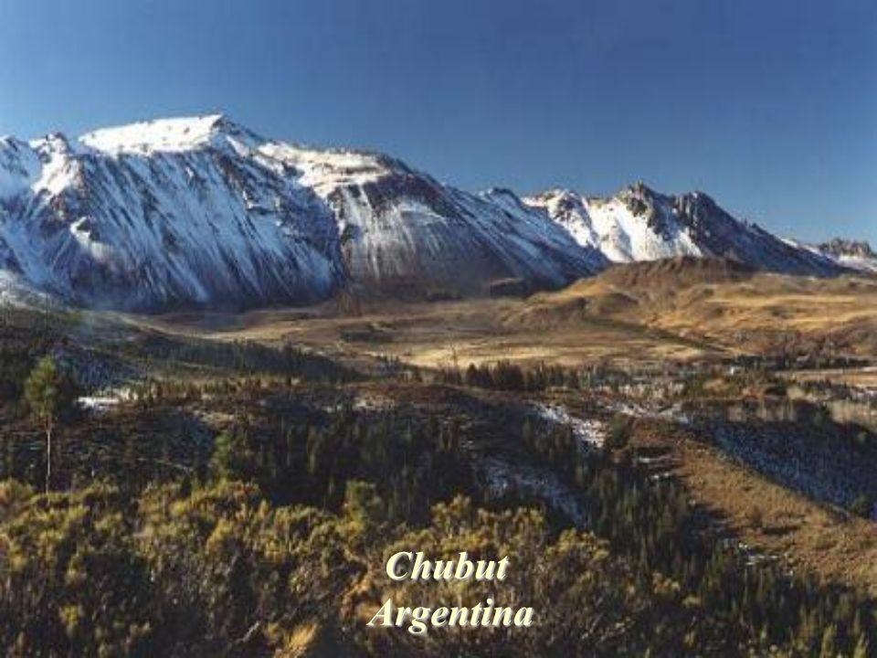 Chubut Argentina