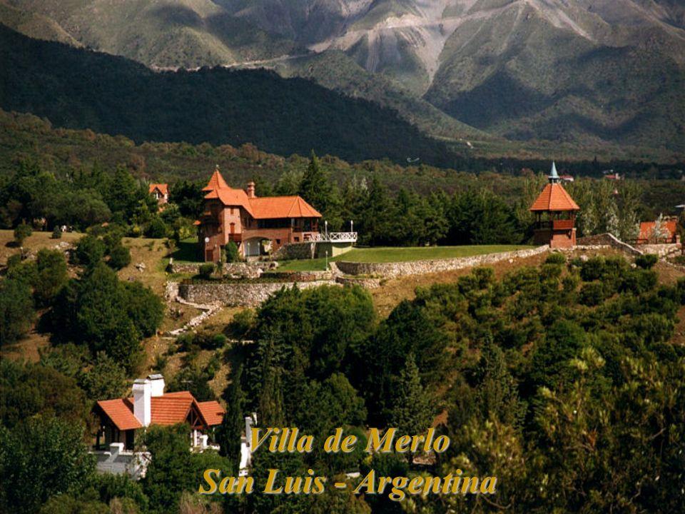 Villa de Merlo San Luis - Argentina