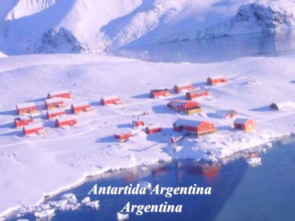 Antartida Argentina Argentina