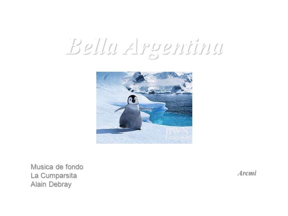 Bella Argentina Musica de fondo La Cumparsita Alain Debray Arcmi