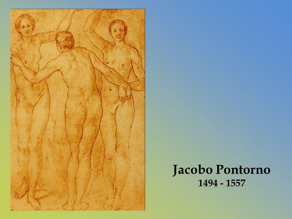 Jacobo Pontorno 1494 - 1557