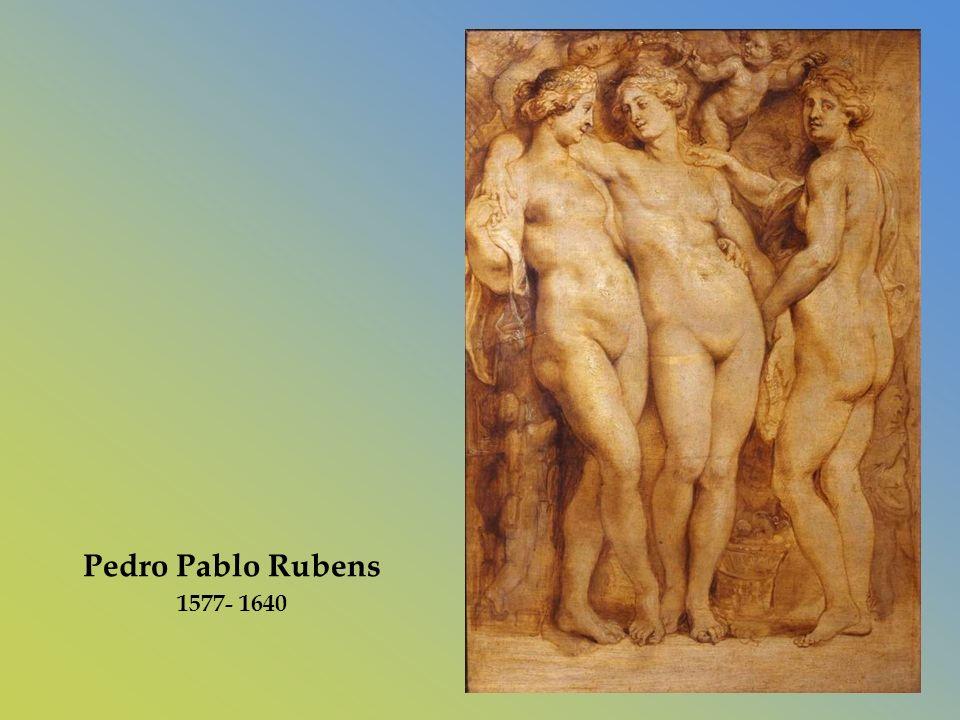 Pedro Pablo Rubens 1577- 1640