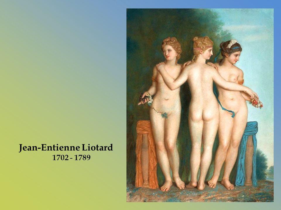 Jean-Entienne Liotard 1702 - 1789