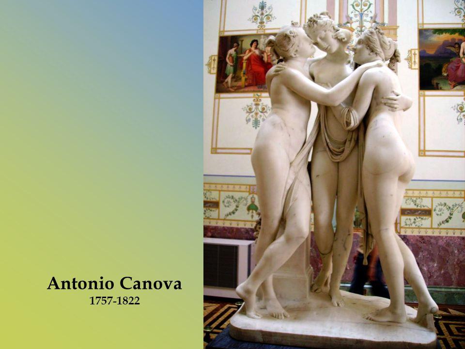 Antonio Canova 1757-1822