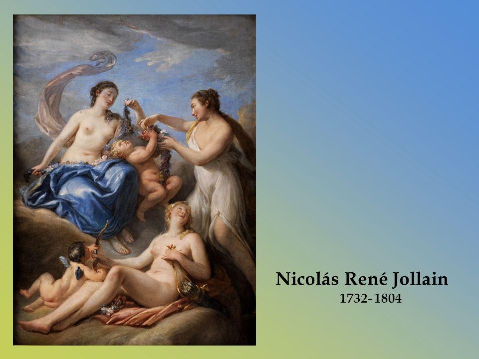 Nicolás René Jollain 1732- 1804