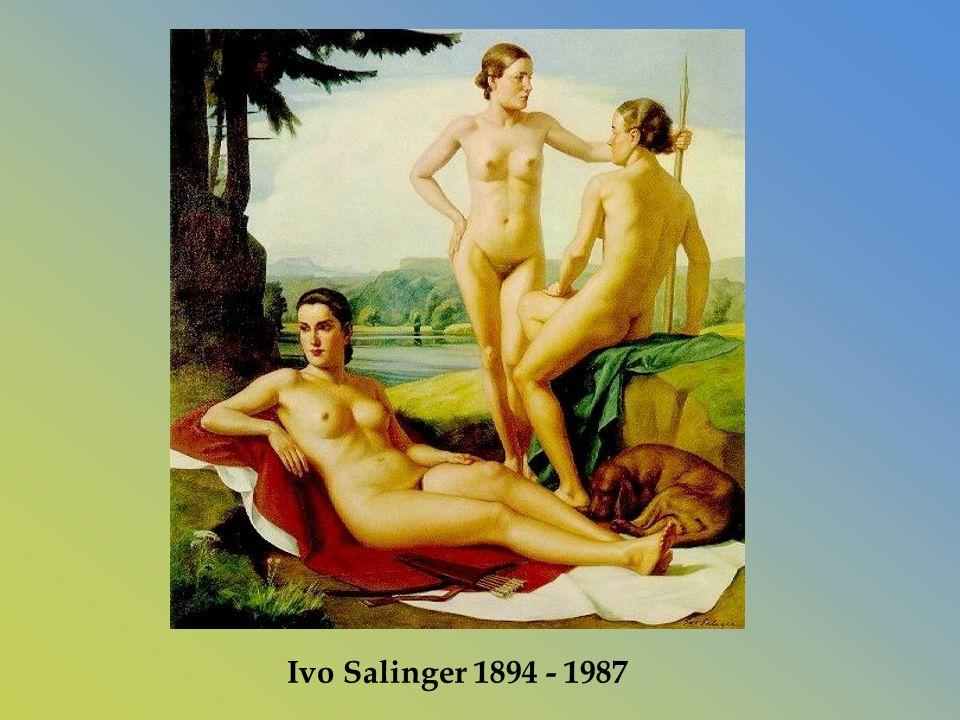 Ivo Salinger 1894 - 1987