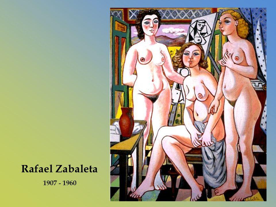 Rafael Zabaleta 1907 - 1960