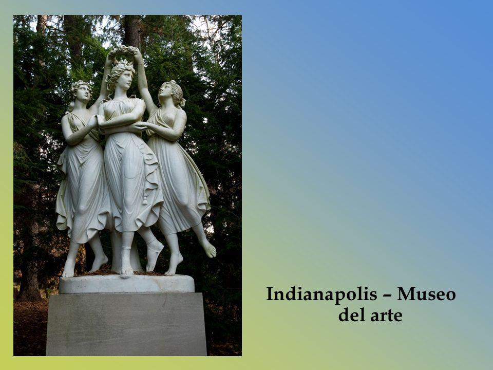 Indianapolis – Museo del arte