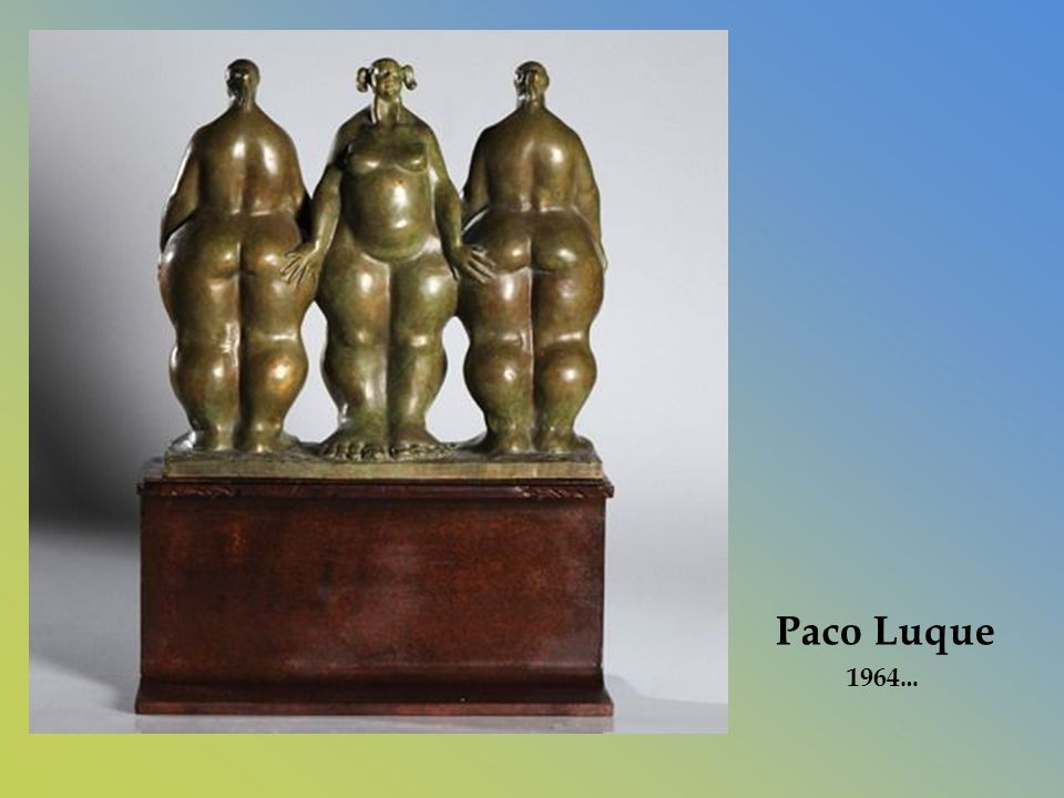 Paco Luque 1964…