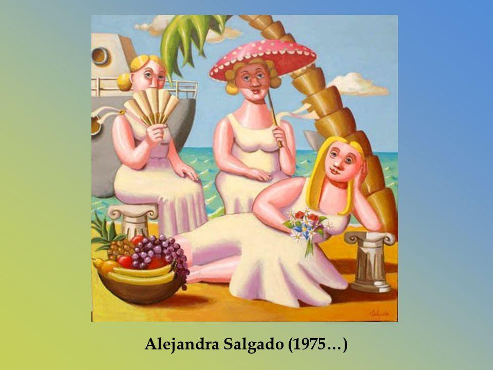 Alejandra Salgado (1975…)