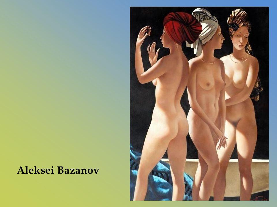 Aleksei Bazanov