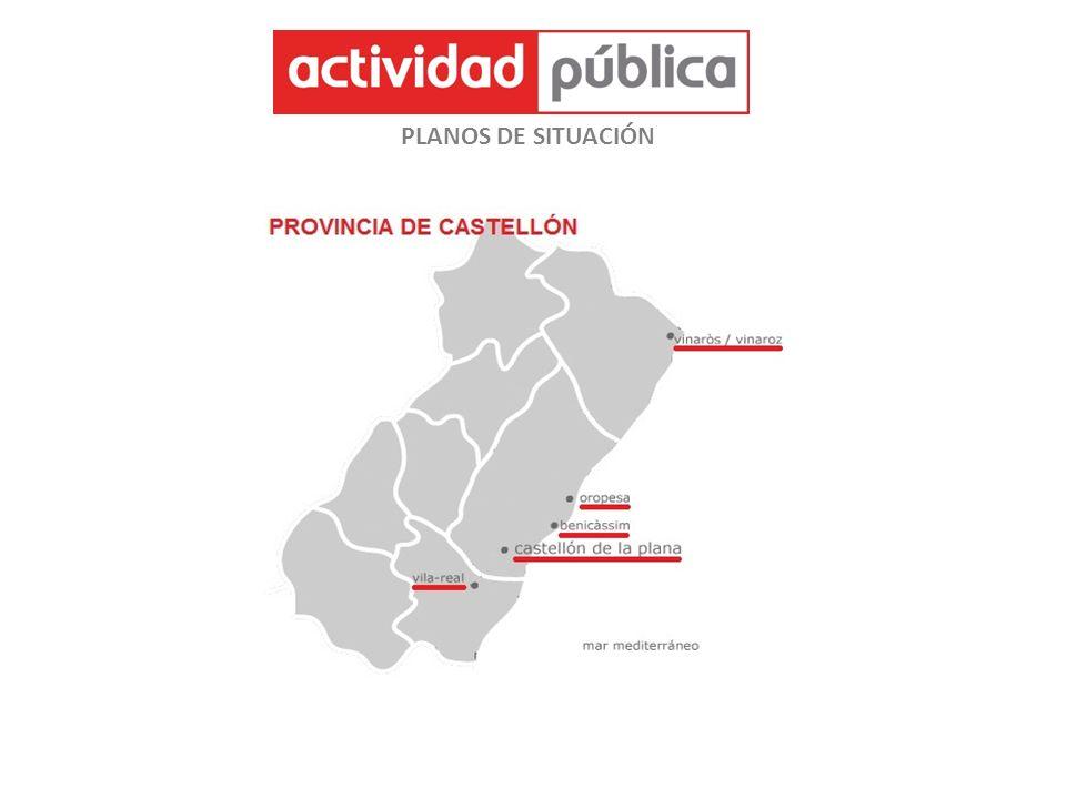 PLANOS DE SITUACIÓN