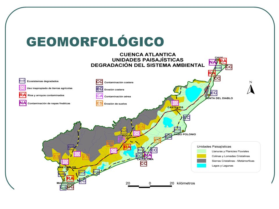 GEOMORFOLÓGICO