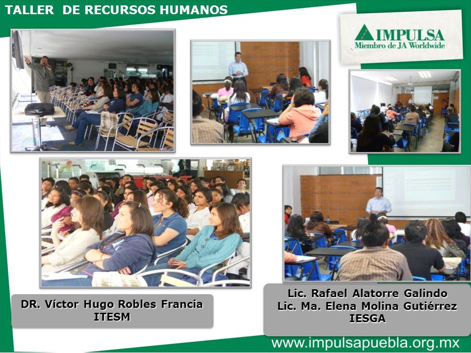 TALLER DE RECURSOS HUMANOS