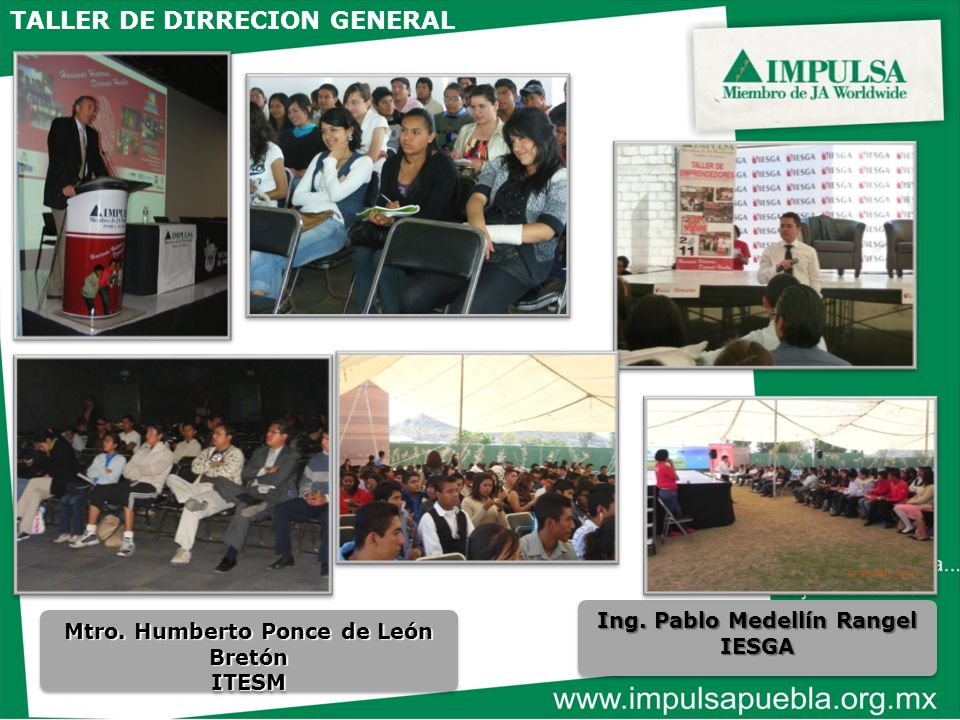Mtro. Humberto Ponce de León Bretón