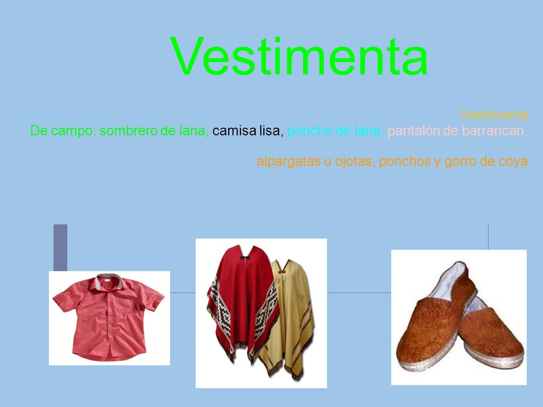 Vestimenta Vestimenta
