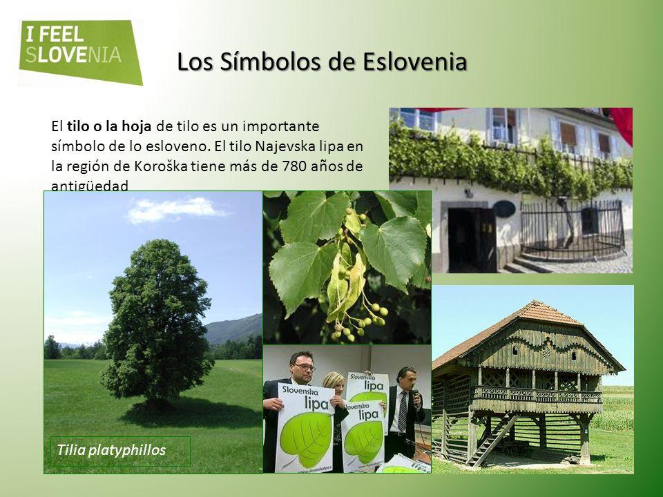 Los Símbolos de Eslovenia