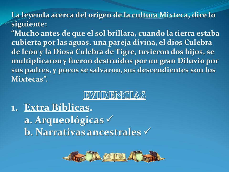 b. Narrativas ancestrales 