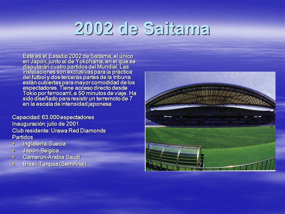 2002 de Saitama