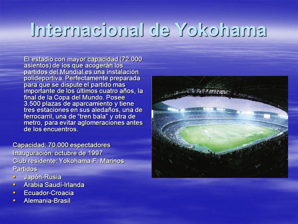 Internacional de Yokohama
