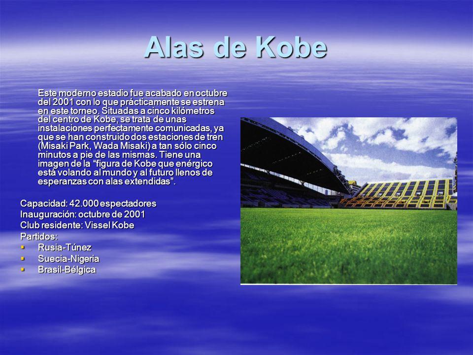 Alas de Kobe
