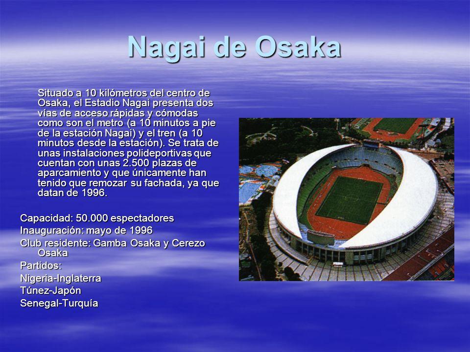 Nagai de Osaka