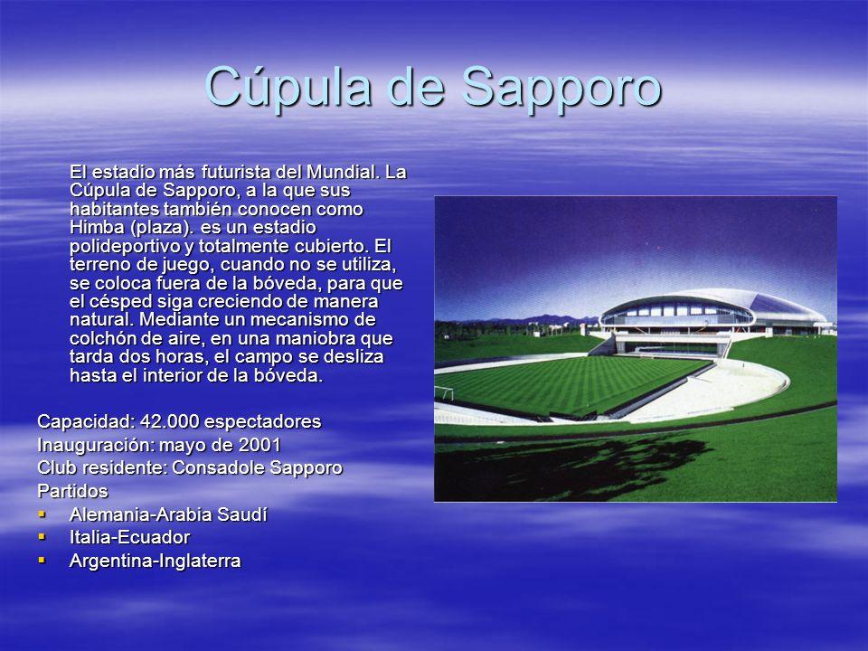 Cúpula de Sapporo