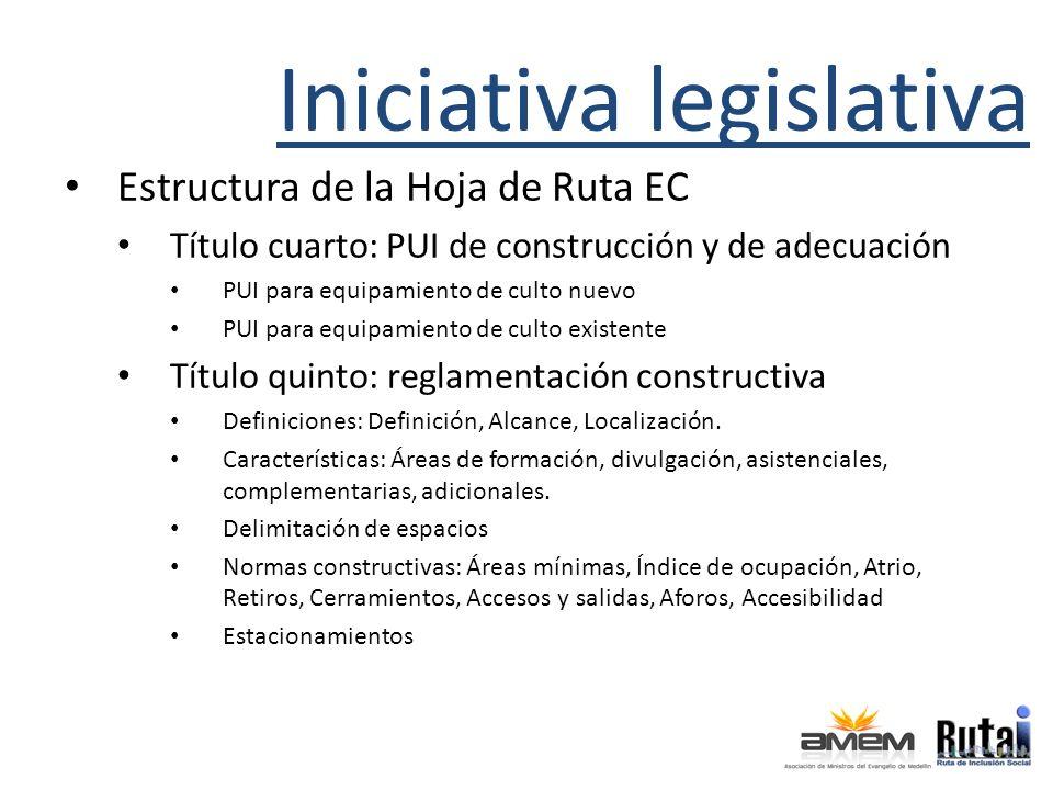Iniciativa legislativa